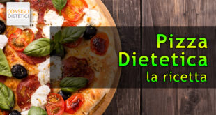 pizza dietetica